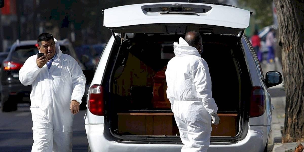 El Deis registró 16.404 muertes confirmadas con covid-19 y 5.459 sospechosas