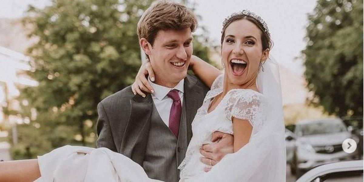 Nico Jarry jugará ahora en el equipo de los casados