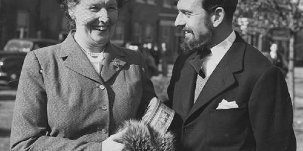 Rinden honores póstumos al mítico doble agente secreto que espió para los británicos y los soviérticos