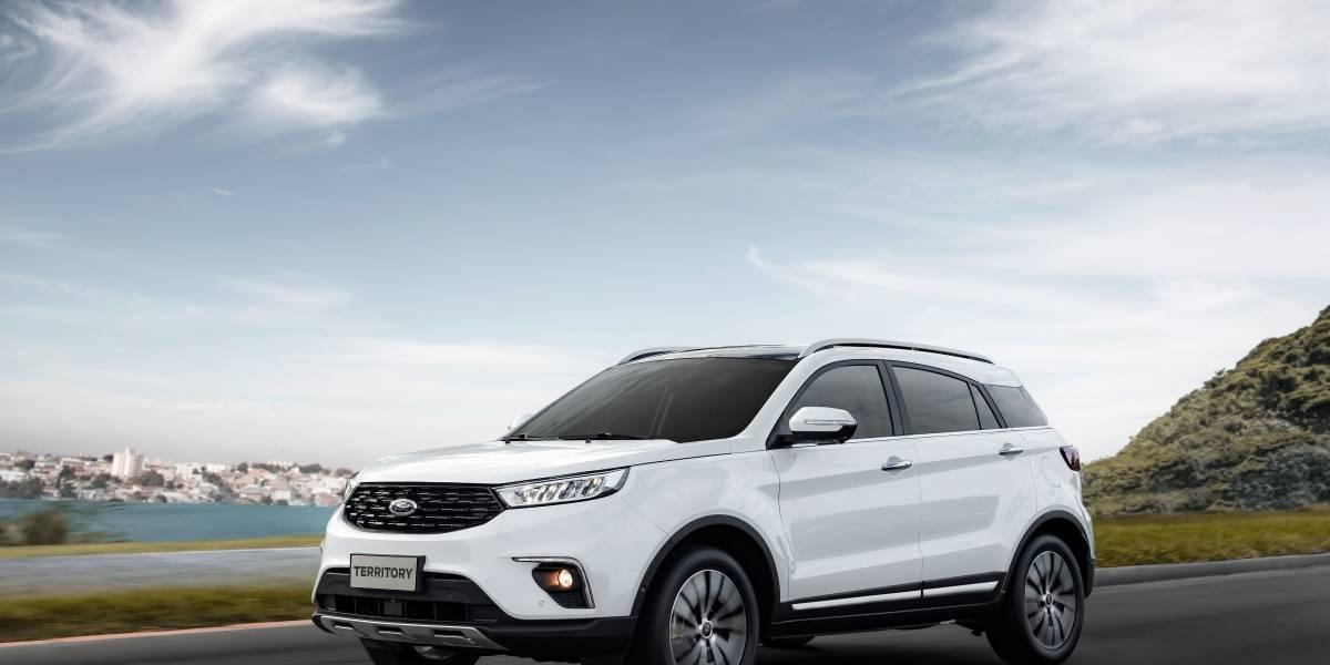 Ford Territory recibe importante premio a nivel latinoamericano