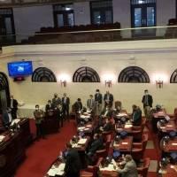Senado autoriza cambio de fecha en radicación de planillas