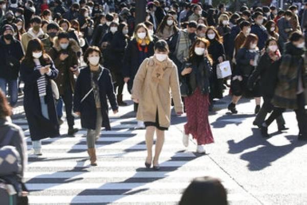 Japón prohíbe ingreso de los extranjeros por temor a la nueva cepa de covid que se contagió desde Inglaterra