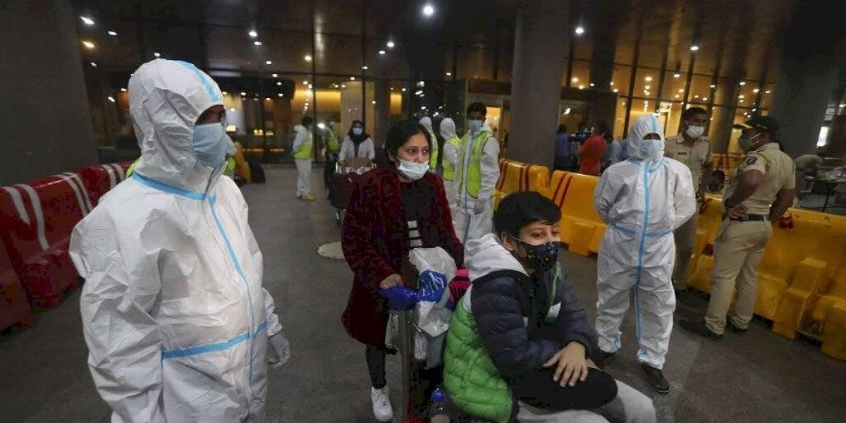 Canadá registra los primeros infectados con la nueva mutación del coronavirus