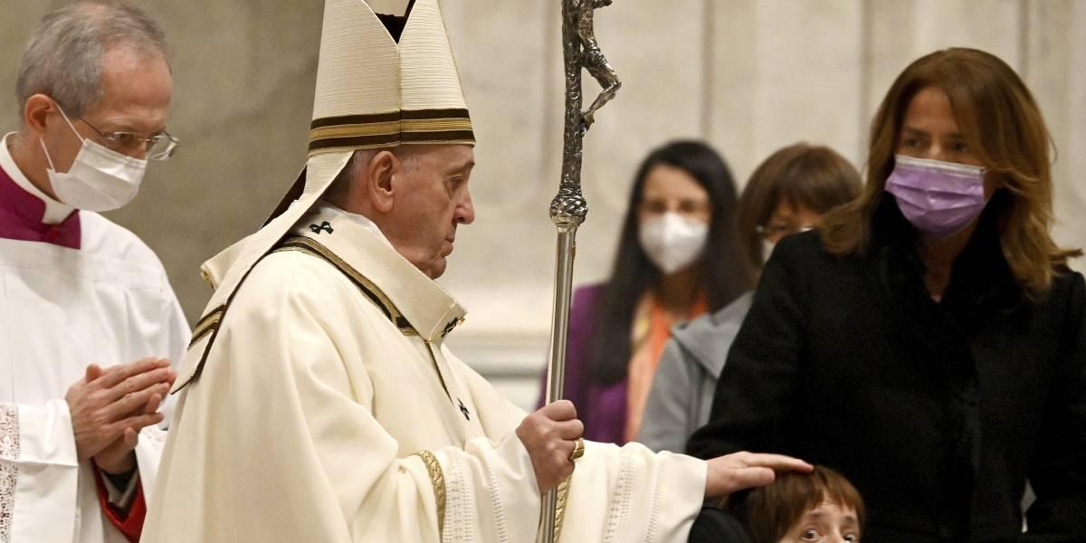 """El Papa Francisco proclama """"El Año de la Familia"""""""