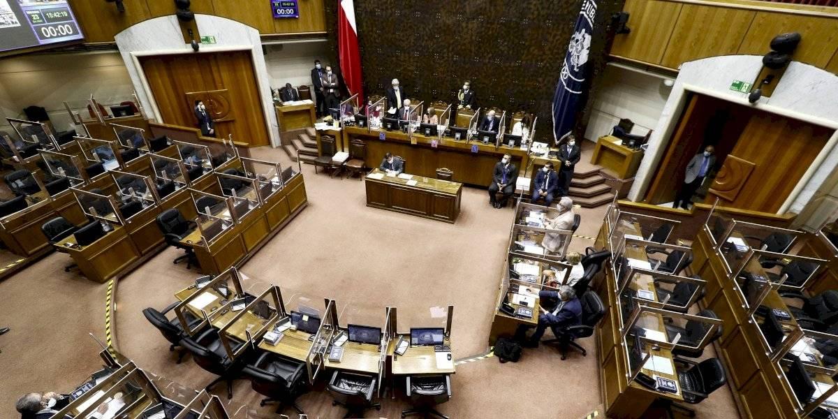 Mesa del Senado rechazó declaraciones del Presidente Piñera sobre seguridad pública