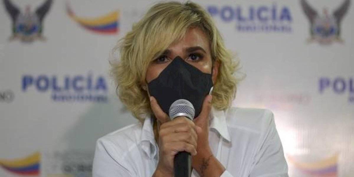 Gobierno no aceptará pedido de Cynthia Viteri de prohibir ingreso de pasajeros de Reino Unido