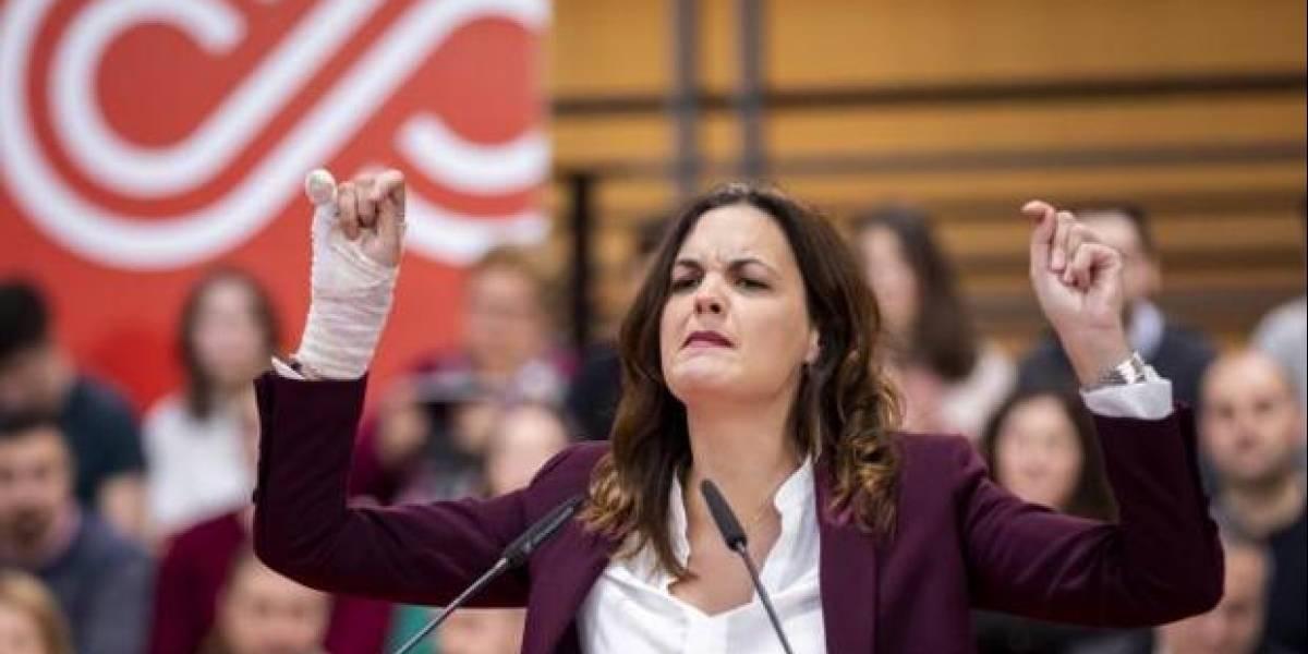 Cuestionan a líder política española que denigró el nacimiento de Jesús para exaltar las virtudes del feminismo