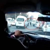 Graban momento exacto en que capturan a ladrones en Nezahualcóyotl