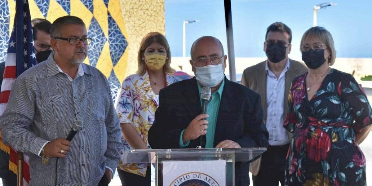 Nuevo alcalde de Arecibo presenta su gabinete municipal