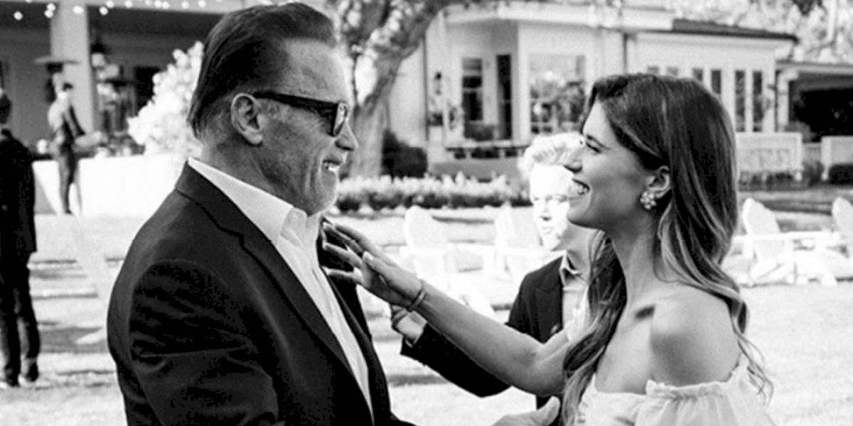 Arnold Schwarzenegger confunde a su yerno Chris Pratt con otro actor