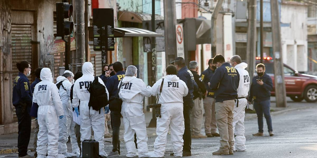 San Bernardo: joven fue asesinado de un balazo tras oponerse a un asalto en su domicilio