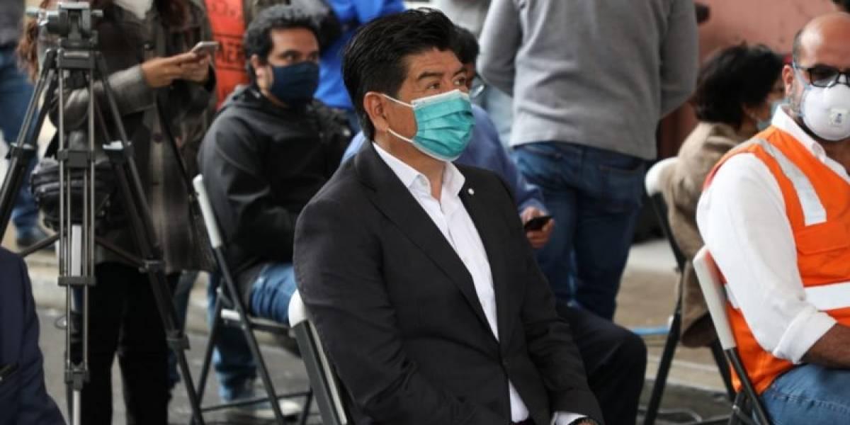 Fiscalía solicita prisión preventiva para alcalde Jorge Yunda por presunto peculado en la compra de pruebas PCR para Quito