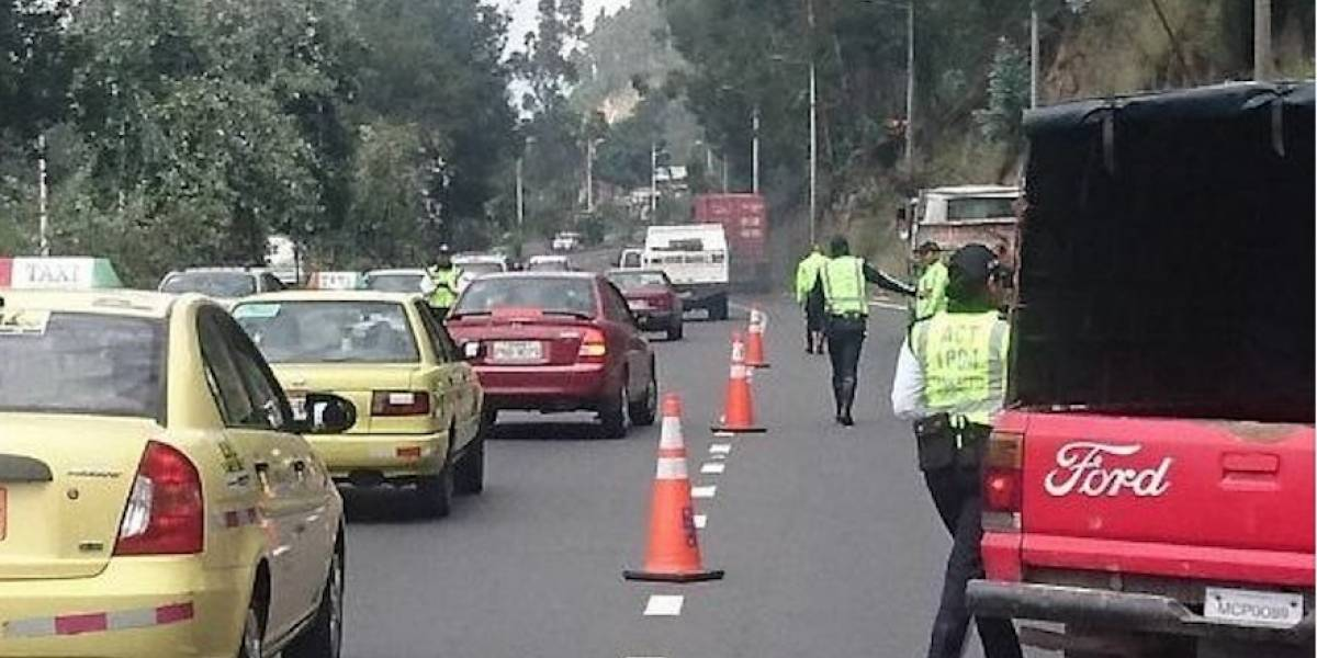 Desde hoy 22 de enero rigen nuevas restricciones de movilidad en Quito