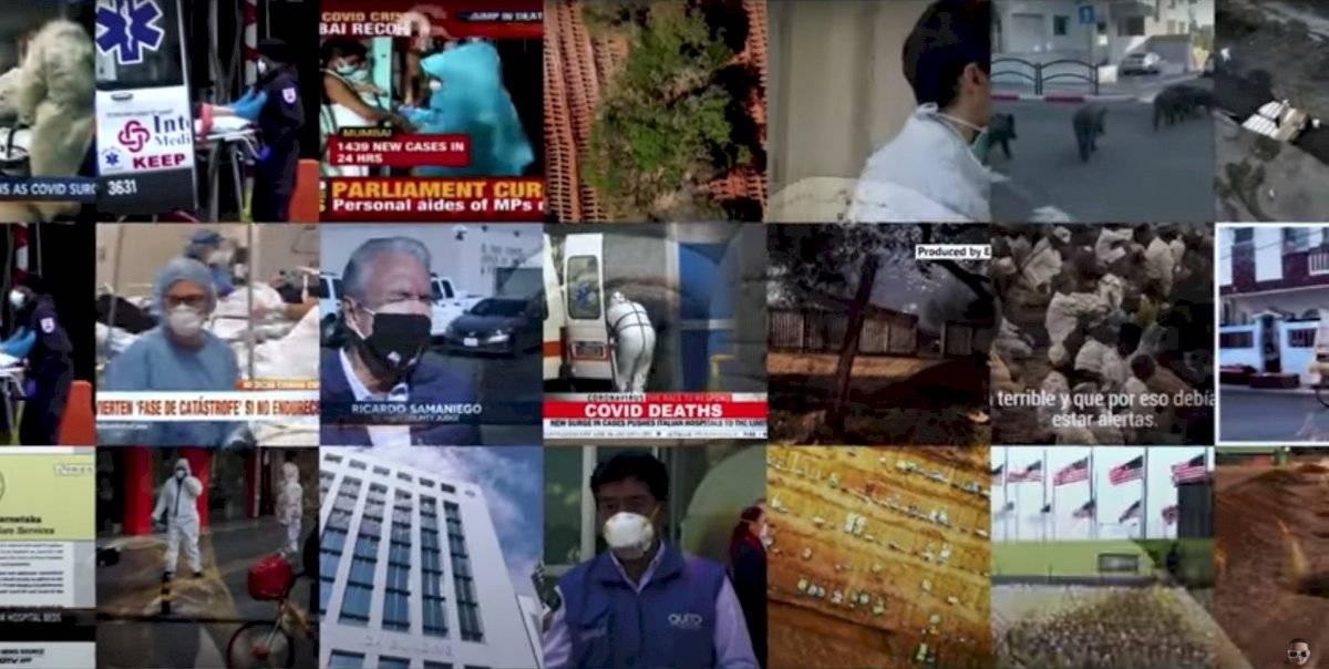 """Alcalde de Quito, Jorge Yunda, aparece en el video """"Corona"""" de Daddy Yankee"""