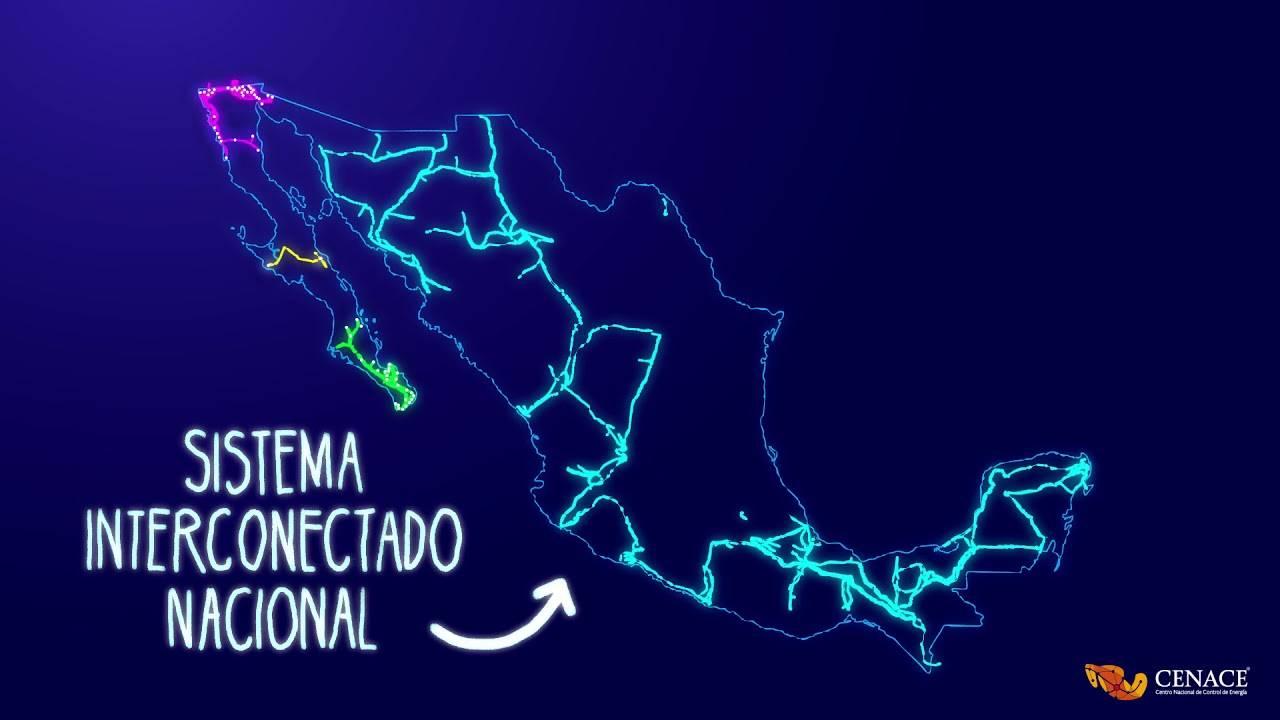 Cenace Sistema Interconectado