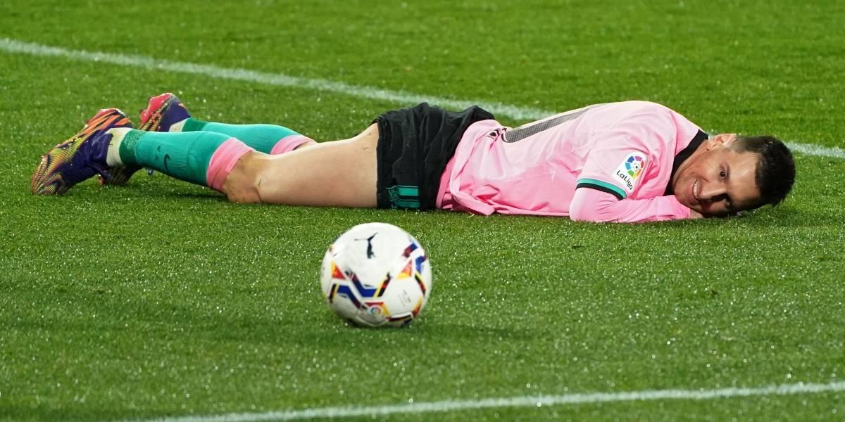 Lionel Messi rompe el silencio y piensa en la MLS