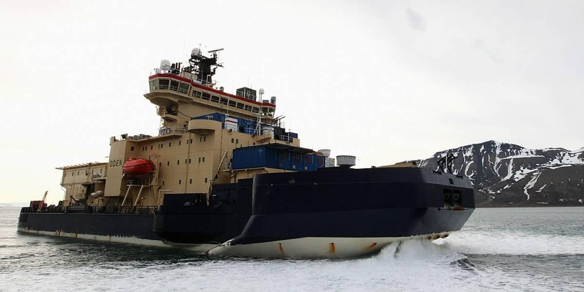 Rusia: al menos 17 desaparecidos deja naufragio de un barco pesquero en el Ártico