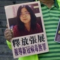 China condena a 4 años de prisión a periodista que documentó Covid-19 en Wuhan