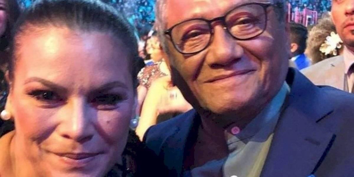"""""""El grande en el cielo"""": Olga Tañón llora la muerte de Armando Manzanero"""