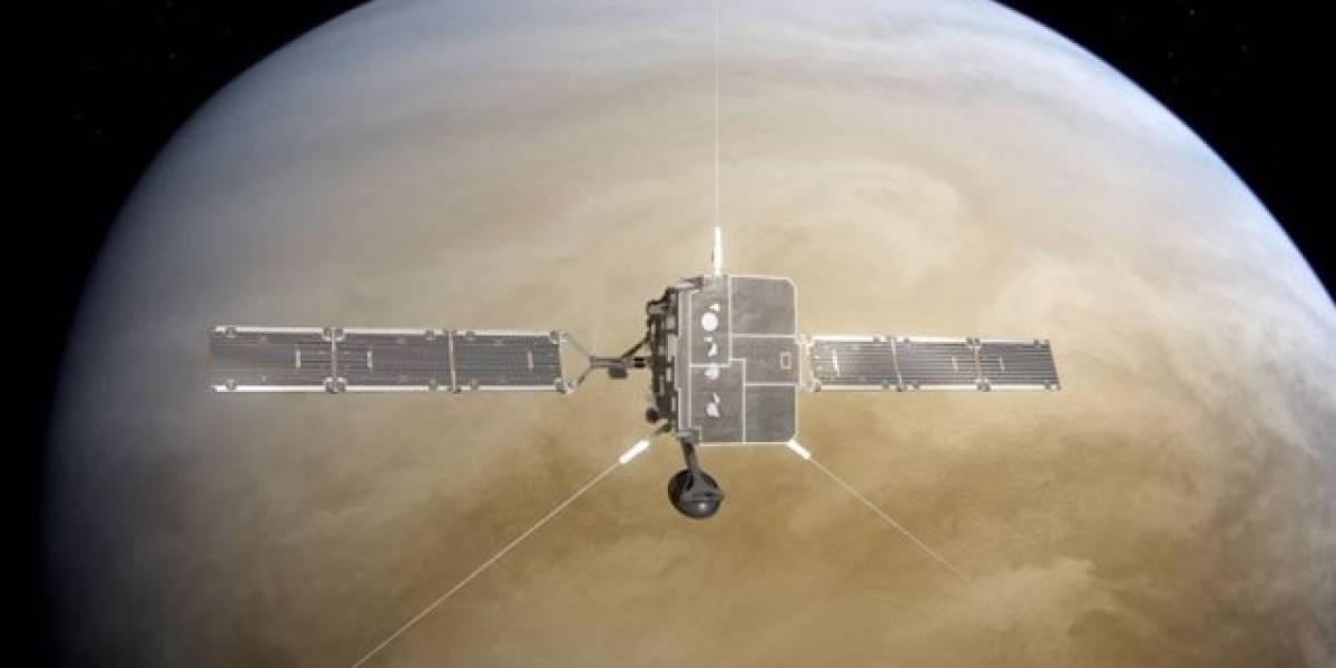 En su camino hacia el 'astro rey', el Solar Orbiter sobrevoló Venus y está recopilando datos del planeta