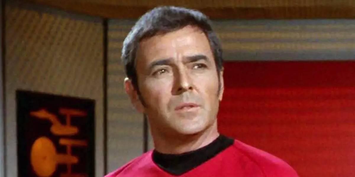 Star Trek: los restos de Scotty han estado a bordo de la Estación Espacial Internacional por mucho tiempo