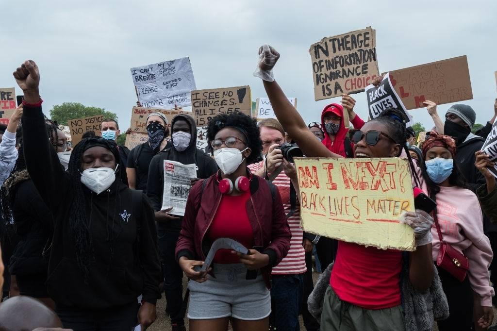 El 2020 ha sido el año de las luchas por los derechos civiles de los afroamericanos.