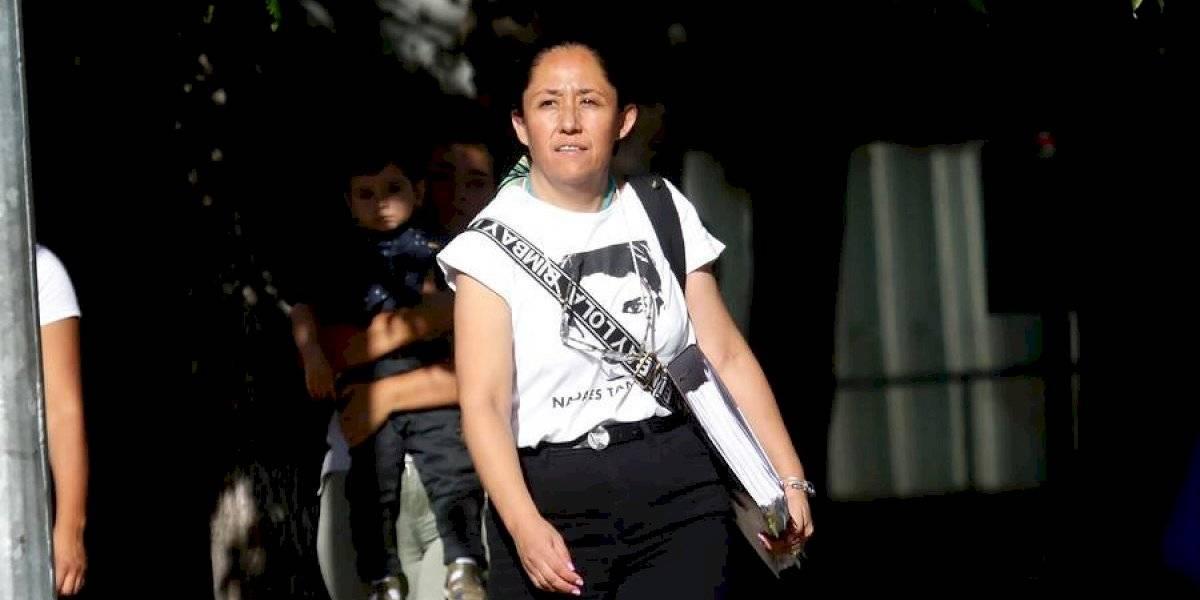 Caso amenazas a fiscal Ximena Chong: revocan prisión preventiva para cinco imputados