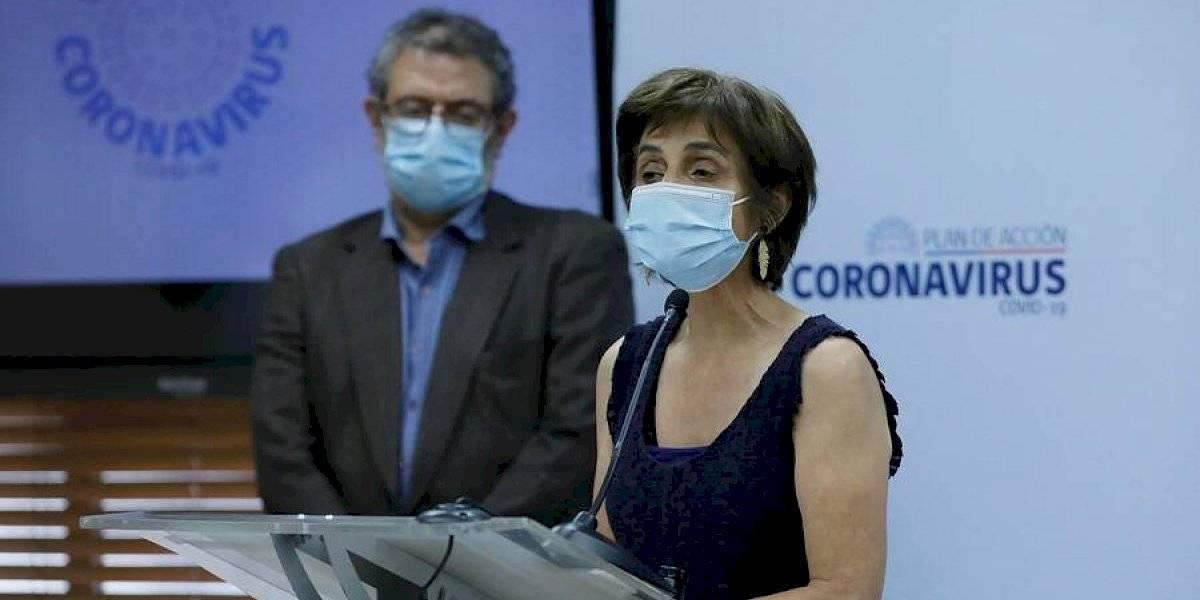 Los pasajeros que busca el Minsal tras confirmarse la llegada a Chile de la nueva cepa de coronavirus