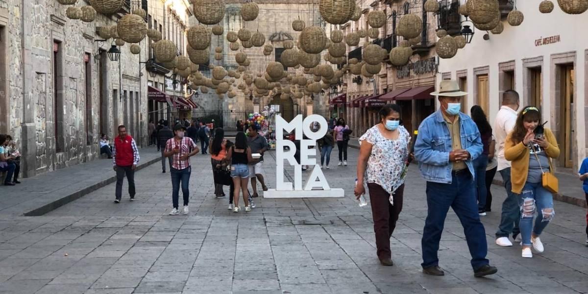 Endurecen medidas en Michoacán para frenar al Covid-19
