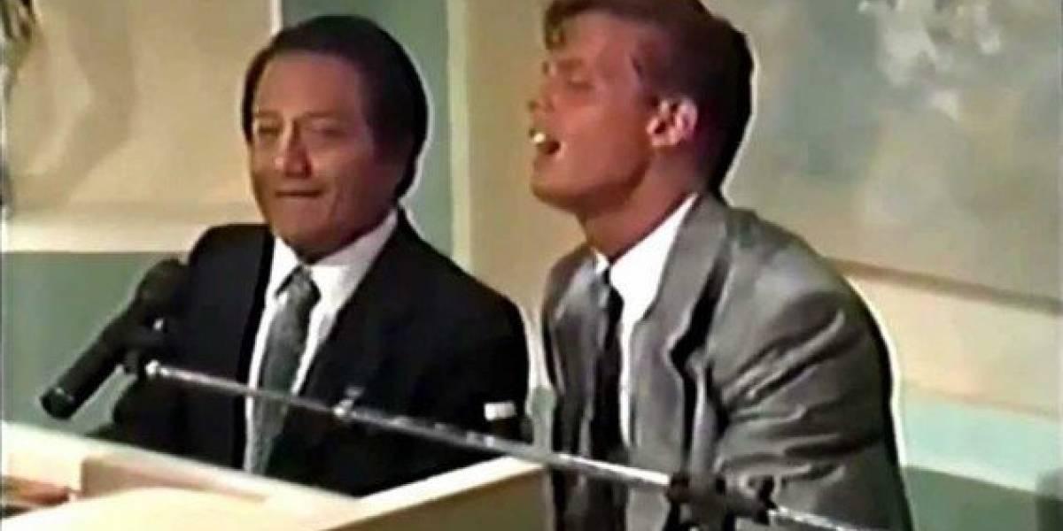 Así fue la relación amor-odio entre Luis Miguel y Armando Manzanero