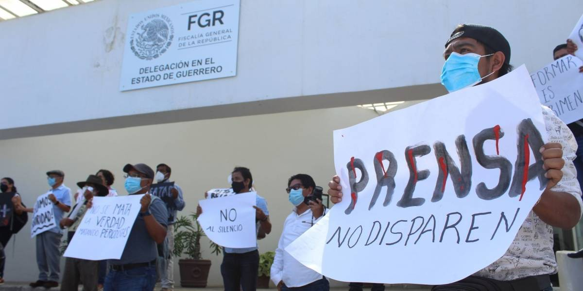 México se consolida como el país 'en paz' donde matan a más periodistas