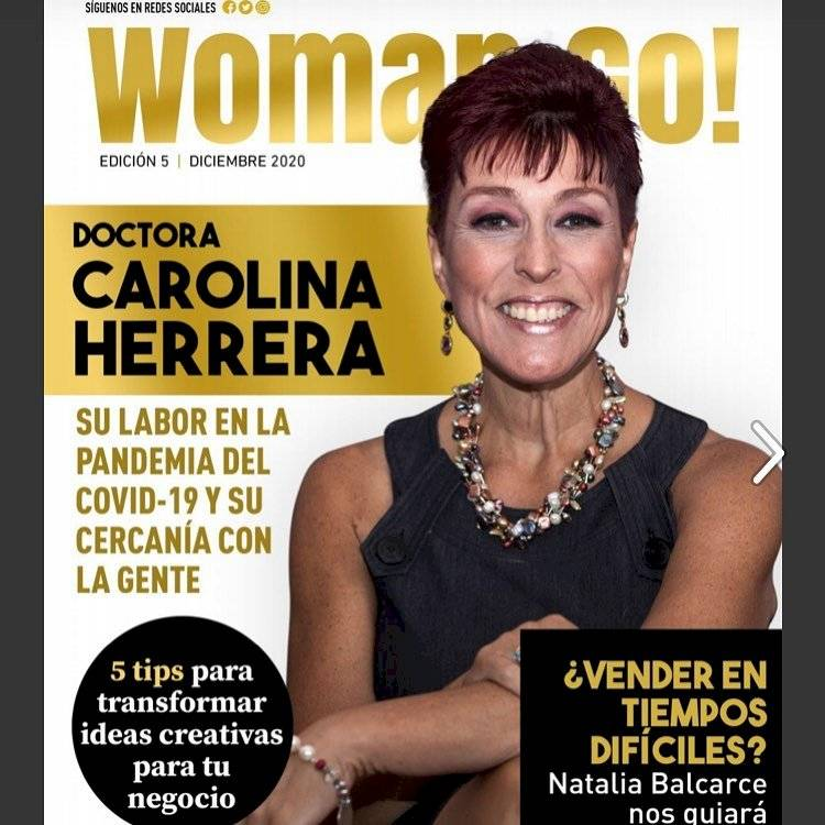 Carolina Herrera Woman Go!