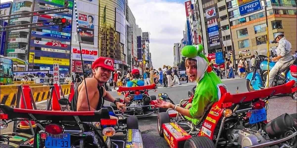Nintendo gana demanda contra una empresa en Japón que ofrece tours al estilo 'Mario Kart'