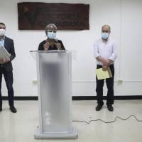 Victoria Ciudadana designa portavocías en la legislatura