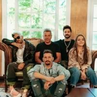 """""""AMÉN"""" de los Montaner y Camilo es tendencia en las redes"""