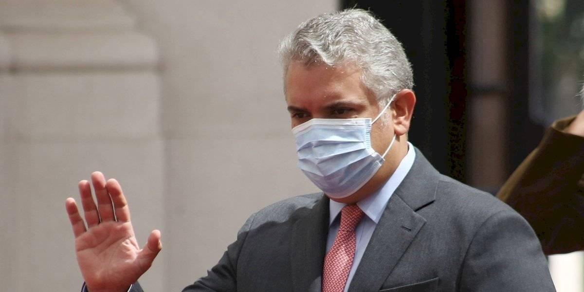 ¿Qué hacía Duque con el presidente de Ecuador en plena alarma por la pandemia en Colombia?
