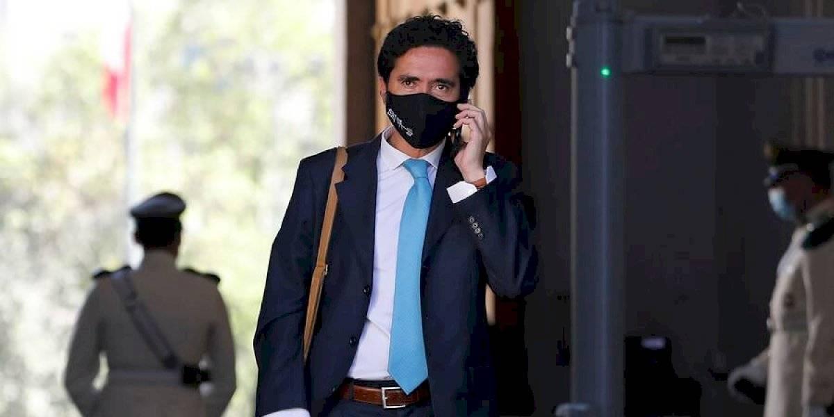Ministro Briones: En Estados Unidos, Ponce Lerou estaría preso, sin duda