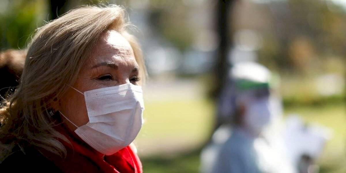 Cecilia Morel viajó a Miami en plena alza de casos por coronavirus en el país