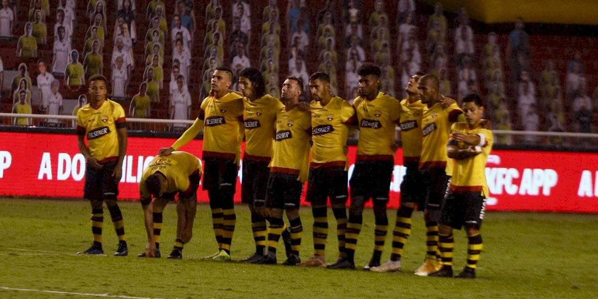 Barcelona SC, flamante campeón de la Liga Pro   Metro Ecuador