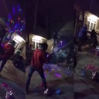 Posada nivel: Destruye cuarto en vez de romper la piñata