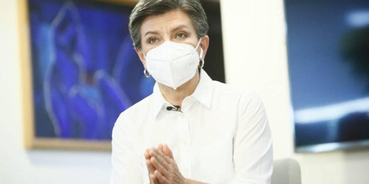 ¿Después de las vacaciones, Claudia López hará aislamiento preventivo?