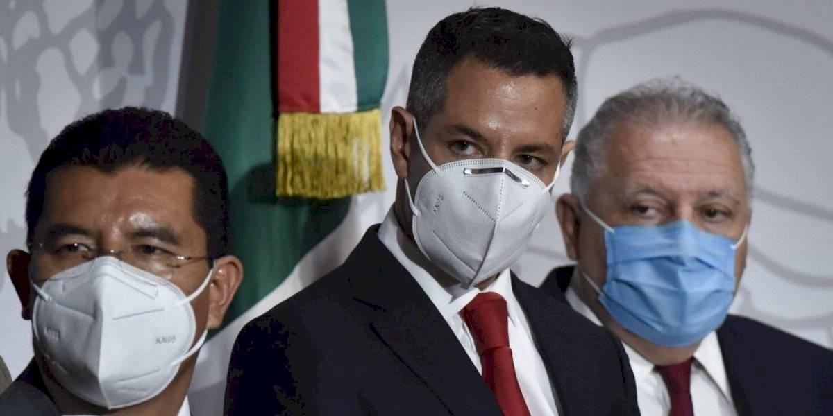 Alejandro Murat, gobernador de Oaxaca da positivo a Covid-19