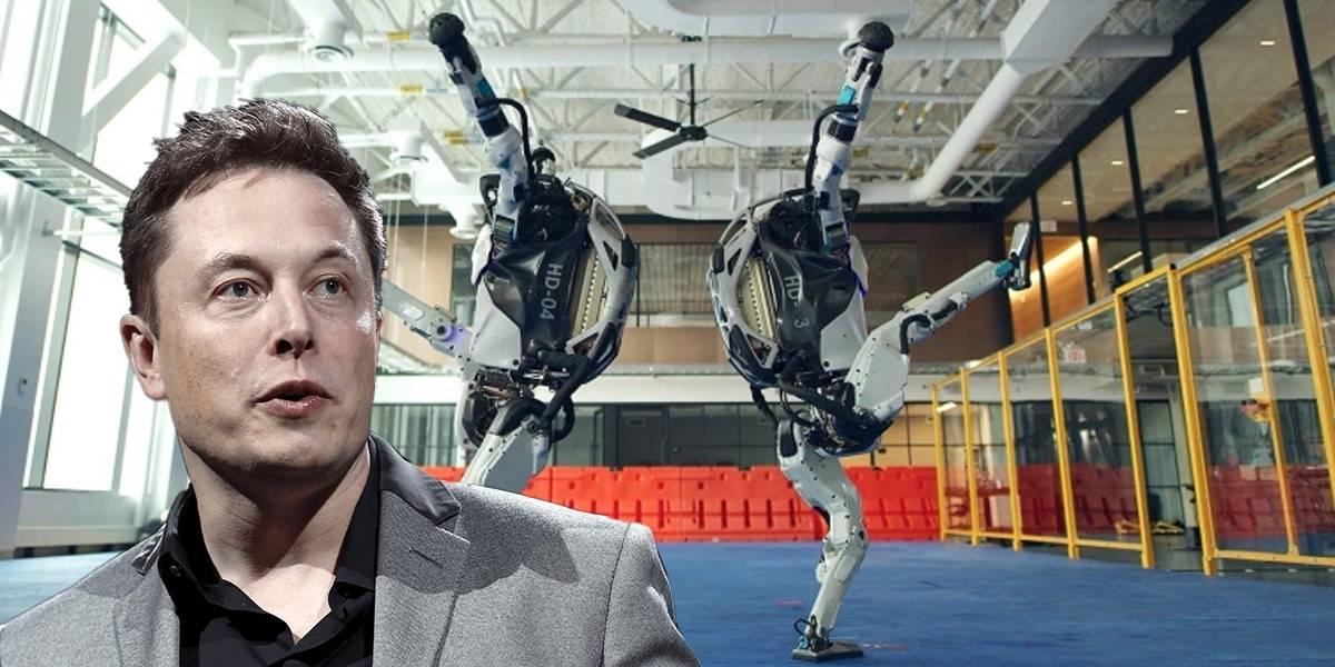 Video: Robots de Boston Dynamics bailan mejor que tú y Elon Musk reacciona