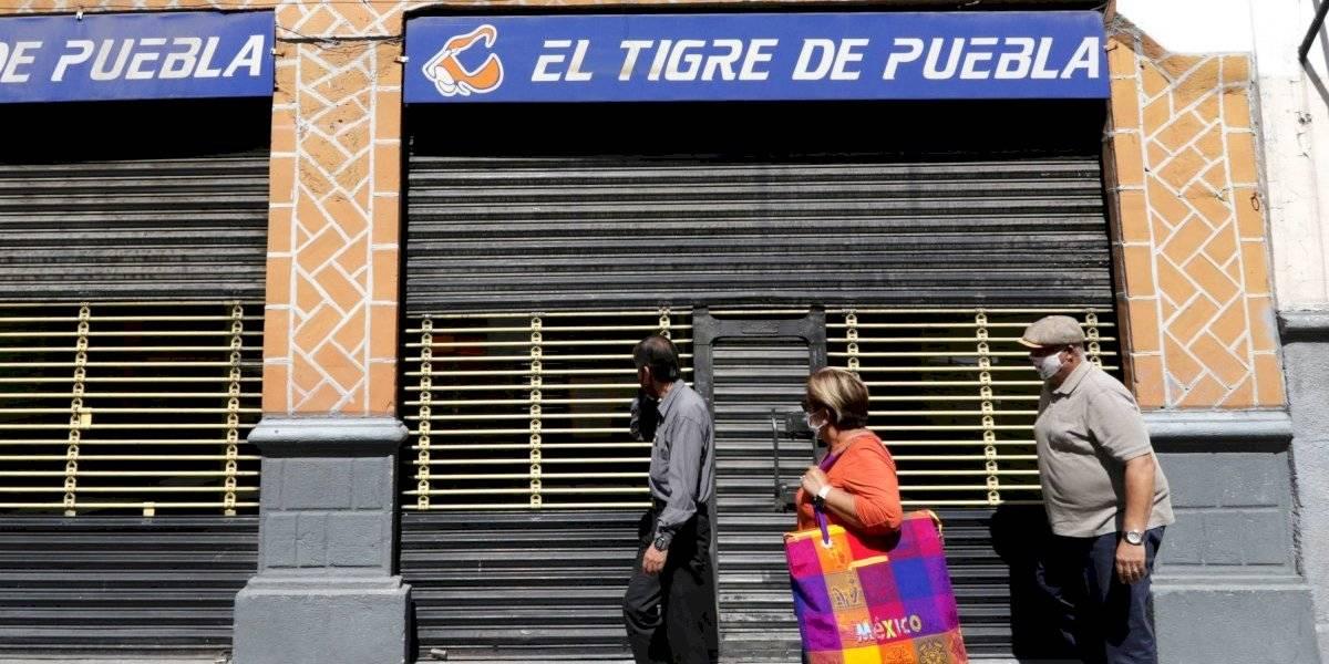 Economía en Puebla pende de un hilo por inacción de Barbosa, acusa Coparmex
