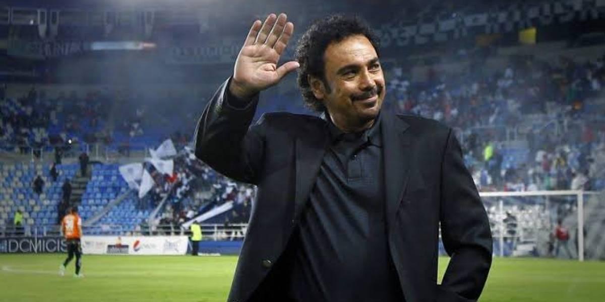 Por esta razón no llegó Hugo Sánchez al timón de Cruz Azul