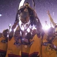Directivo de Liga de Quito explica lo que pasó con el apagón de luces en la premiación a Barcelona SC