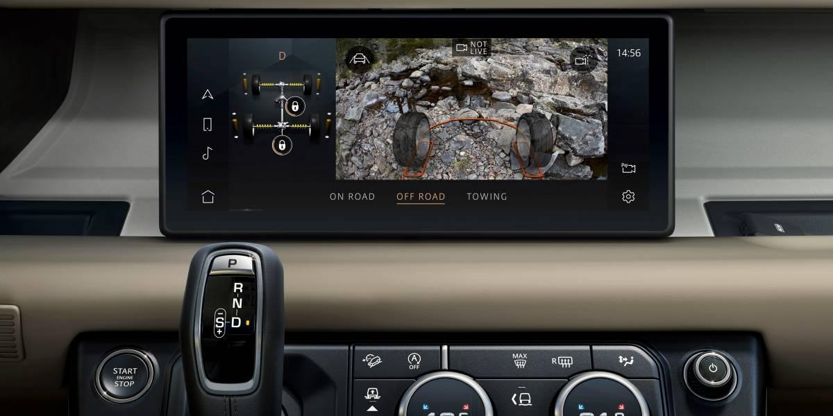 Jaguar Land Rover es premiado por su sistema de infoentretenimiento Pivi Pro