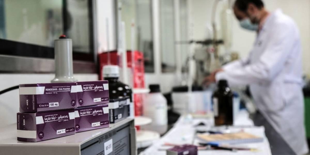 Científicos recomiendan precaución con el uso del remdesivir para el COVID-19