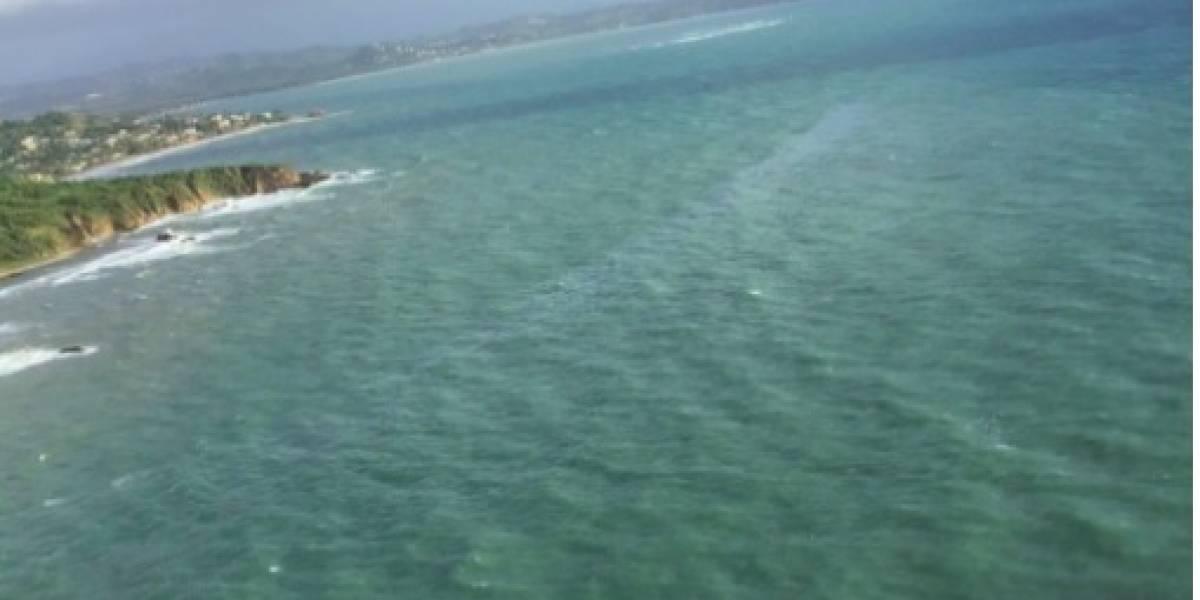 Reportan escape de diesel al sur de Yabucoa de remolcador que naufragó