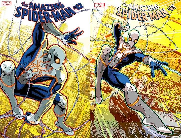 Marvel Spider-Man nuevo traje